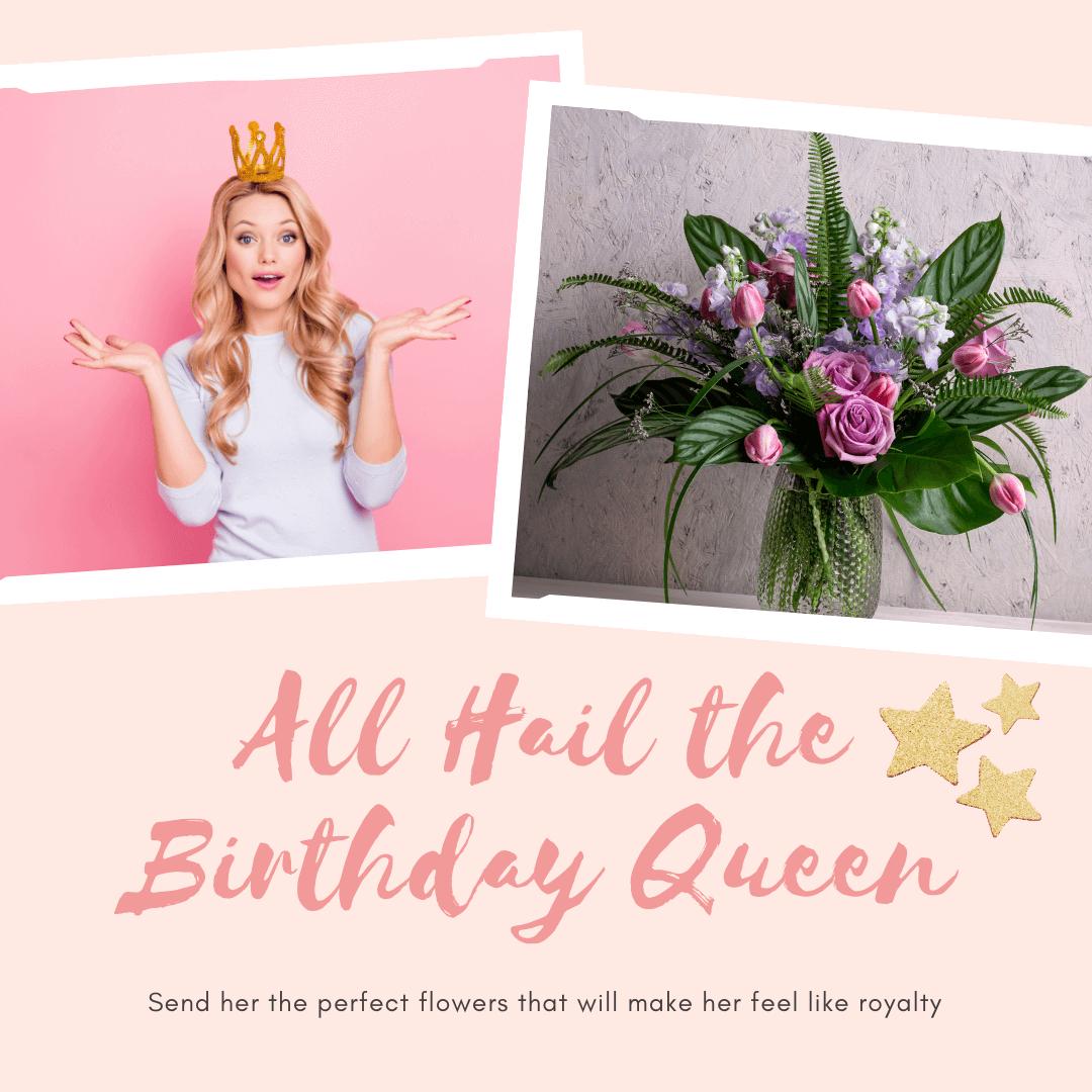 Birthday Queen - IG